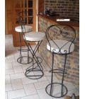 Tabouret Reine Margot