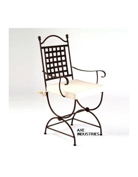 chaise en fer forge modele margot avec assise Résultat Supérieur 5 Beau Modele De Chaise Photos 2017 Kqk9