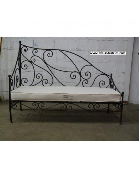 m ridienne camille en fer forg m ridiennes en fer forg. Black Bedroom Furniture Sets. Home Design Ideas