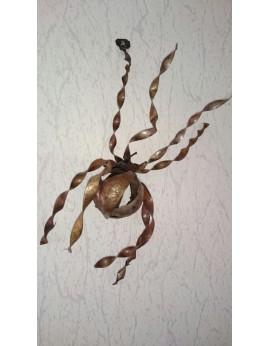 araignée en métal