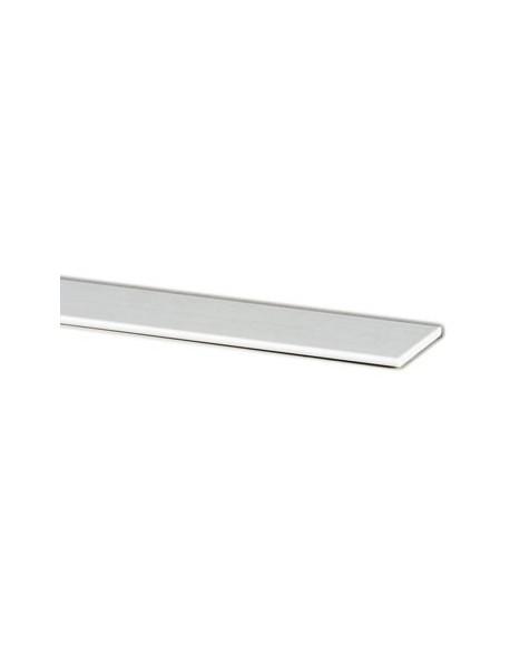 Lattes plates fibre de verre 15 x 4.5 mm Longueur 2 métres