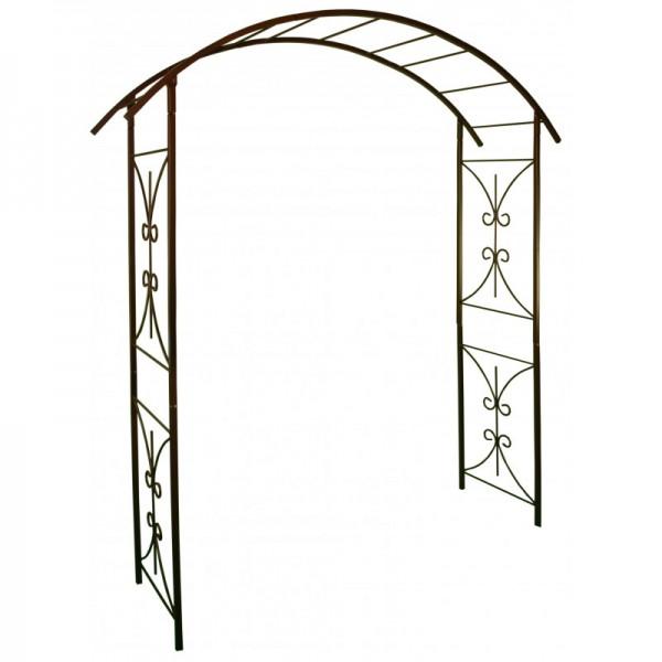 arche de jardin en fer forg l onie arches de jardin en. Black Bedroom Furniture Sets. Home Design Ideas