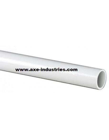 Tube fibre de verre 25 x 20 mm Longueur 2m