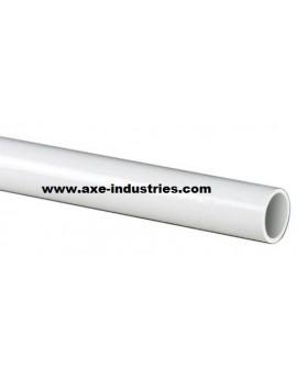 Tube  fibre de verre  25 x 20 mm  en longueur de 40 cm