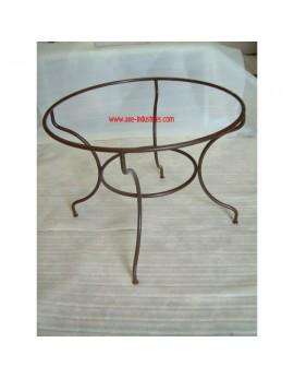 Pied de table  Constance  pour  plateau  150 cm