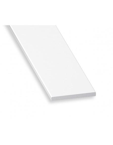 Latte plate fibre de verre 30 x 4mm  en 1m50