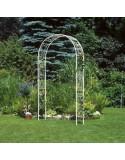 Arches de jardin en fer forgé